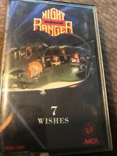 NIGHT RANGER 7 WISHES (CASSETTE)