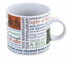 William Shakespeare INSULTS Coffee MUG Tea cup insult
