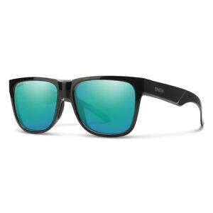 Smith Lowdown 2 Black Jade Sunglasses w/ CP Polarized Opal Mirror Lens