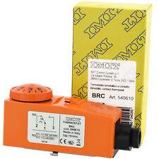 Rohrthermostat IMIT BRC Temperaturregler Anlegethermostat Pumpensteuerung feder