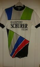 Mens Cycling Jersey Shirt - Radsport Schurer Team - SV Wacker Burghausen - 2