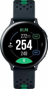 BRAND NEW Samsung Galaxy Watch Active2 Golf Edition 44mm BT Smartwatch