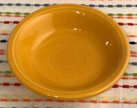 Fiestaware Marigold Fruit Bowl Fiesta Small Retired Orange Dish NEW