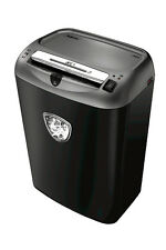 Fellowes Powershred 75cs 26.5l 12-sheet Cross-cut Shredder CD Credit Card Staple