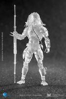 Hiya Toys Exquisite Mini Predator 2 Invisible City Hunter 1/18 Action Figure