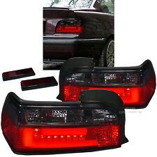 LED Lightbar Rückleuchten rot/schwarz passend für 3er BMW E36 Coupe Cabrio 90-99