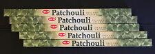 40 Sticks 5x 8g Boxes PATCHOULI  Floral Incense Fragrance Scent Insence Bulk HEM