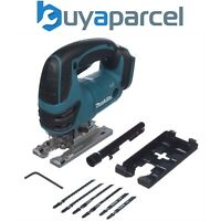 Makita DJV180Z 18v Top Handle Jigsaw LXT Lithium Ion Cordless - Includes Blades