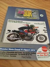 Joe Bar Team n° 8  collection moto revue magazine 50's 80's les motos cultes