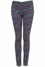 Topshop Mid Rise L28 Jeans for Women