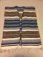 Vintage Poncho Vest