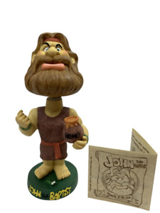 Isaac Bros Brothers John the Baptist Bobblehead Church School Christmas RARE