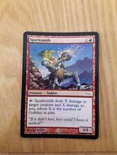 Magic The Gathering Cards - Friday Night Magic Series - Foil - Sparksmith