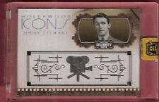 JIMMY STEWART WORN SWATCH RELIC CARD #100 08 CELEBRITY CUT IT'S A WONDERFUL LIFE
