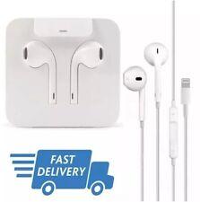 Genuino Apple Iphone 7 y 7 Plus Lightning Auriculares Auriculares Audífonos Manos Libres