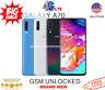 """Samsung Galaxy A70 - 128GB 6.7"""" (GSM Unlocked) SM-A705MN/DS 6GB RAM Dual Sim"""