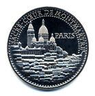 75018 Montmartre, Vue générale, Couleur argent, 2014, Monnaie de Paris