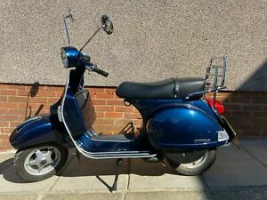 PIAGGIO PX 125 VESPA SCOOTER LOW MILEAGE 2012 - 1 OWNER FROM NEW