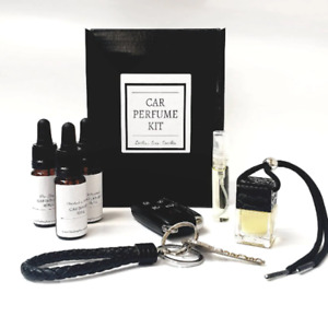 Car Cologne Air freshener Kit - New Driver gift - Luxury Car Scents