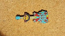Hard Rock Cafe Pin AMSTERDAM Peace Guitar 2014