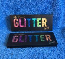 Too Faced Glitter Bomb Eyeshadow Palette - MELB STOCK