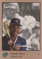"FREE SHIPPING-MINT-1992 Leaf #20 SAMMY SOSA Chicago Cubs ""Studio '92"" Baseball"