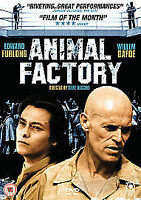 Animal Factory (DVD, 2004) Willem Dafoe DVD movie