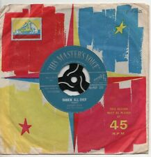 JOHNNY KIDD AND THE PIRATES shakin' all over*yes sir, that's my baby 1960 UK HMV