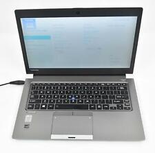 """Toshiba Portege Z30-A1310 Laptop i5-4310 2.0Ghz 8Gb 128Gb Ssd 13.3"""" No Os"""