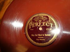 20s PERFECT Reddish-Brown 78/Guy Massey/Art Gillham