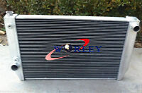 56mm All Aluminum Radiator for Ford Falcon V8 6cyl XC XD XE XF Auto/Manual