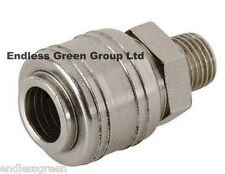 EURO Quick Coupler MALE 1/4 bsp - air compressor airline hose tool fitting EU552