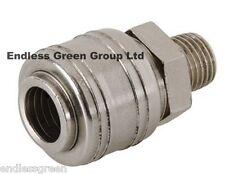 EURO Quick Coupler MALE 1/4 bsp - air compressor airline hose tool fitting EU552