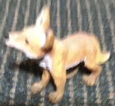 Small Resin Standing Fox Figurine