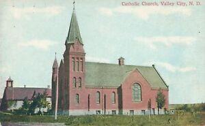VALLEY CITY ND - Catholic Church