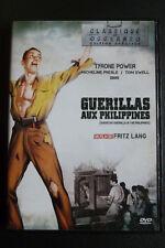 DVD guerre guerillas aux philippines en TBE 1950 avec tyrone power