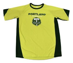 adidas MLS Portland Timbers Youth Soccer Jersey NWT $22.99 XL