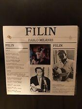 vinyl records- Pablo Milanes - Ex Condition, Columbian Pressing.