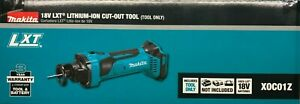 Makita XOC01Z 18 volt Lithium-ion Drywall Cut Out Tool NEW in BOX 2 DAY SHIPPING