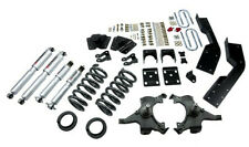 Belltech 95-99 Chevy/GMC Suburban 2WD 5/7 Drop w/SP Shocks Lowering Kit 784SP