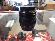 Canon Lens EF 85mm f/1.8 Ultrasonic