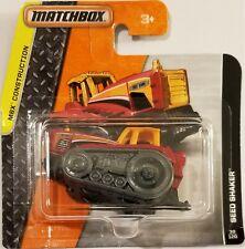 Matchbox MBX Construction Seed Shaker 30/120 Short Card (BBDFK29)