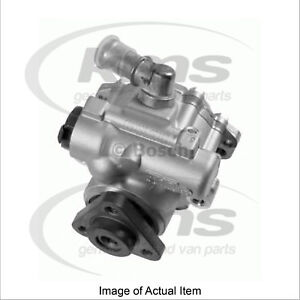 New Genuine BOSCH Steering Hydraulic Pump  K S00 000 537 Top German Quality