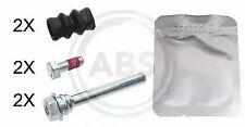 Front/Rear (left /right) Brake Caliper Guide Bolt Repair Kit A.B.S. 55057