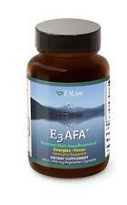 E3Live E3AFA Nutrient Rich AquaBotanical Dietary Supplement 400 mg - 60 Capsules