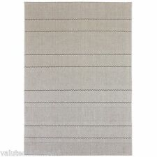 TAPPETI asiatiche Ltd Patio Shimmer Beige Indoor/Outdoor Area Tappeto - 160 x 230 cm