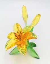 Swarovski Crystal Lily 5371641 Retired