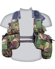 Dpm South African Combat Military Assault Vest SAS Army Cadet