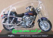 MOTO 1/18 HARLEY DAVIDSON FXDL DYNA LOW RIDER 1999