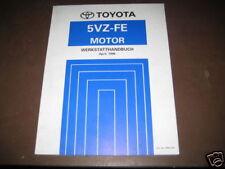 Werkstatthandbuch Toyota Land Cruiser Motor von 04/1996